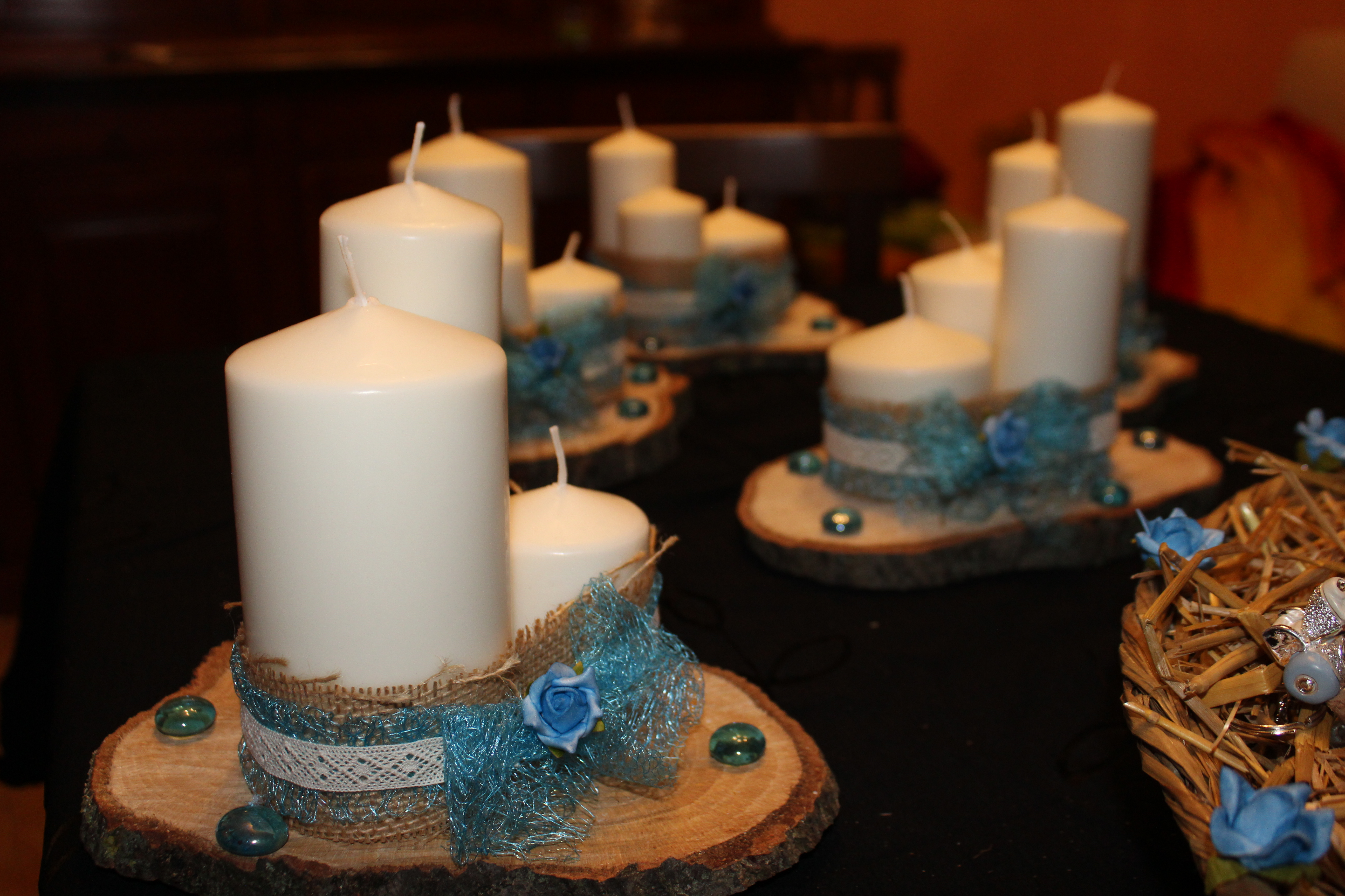 Decorare Un Tavolo Per Battesimo : Battesimo bomboniere inviti e centro tavola paola rossato