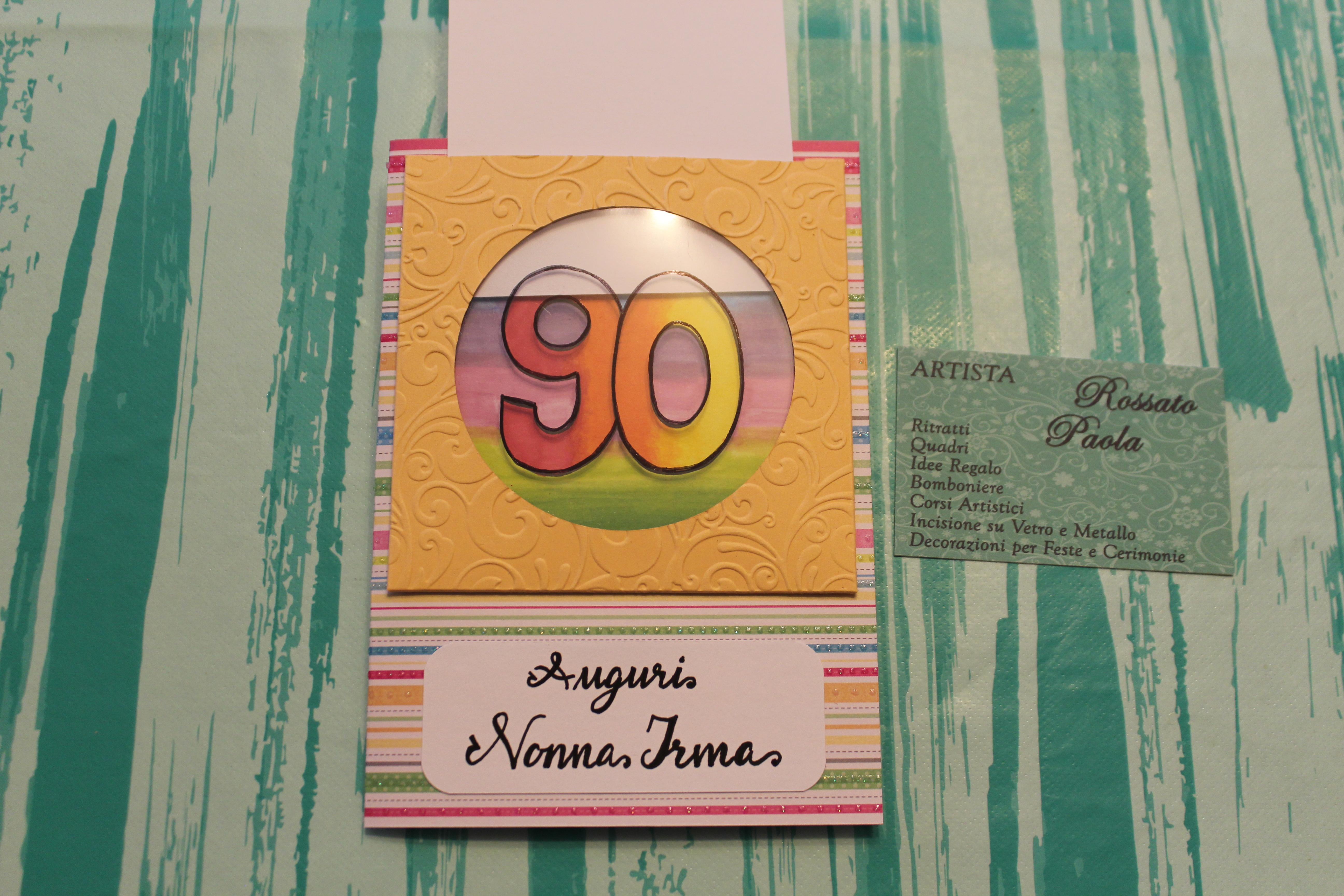 Auguri Matrimonio Dalla Nonna : Buon compleanno nonna anni paola rossato
